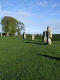 Monumental stone Royalty Free Stock Image