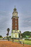 Monumental Tower at Buenos Aires Stock Images