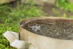 Monumentale fontein royalty-vrije stock fotografie