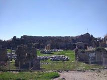 Monumentale Fontein Zijantalya Turkije stock afbeeldingen