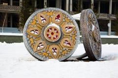 Monumentale ringen royalty-vrije stock afbeeldingen