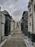 Monumentale Straße von tombes Lizenzfreie Stockfotografie