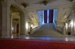 Monumentale Treppe Stockfotos