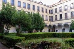 Monumentaler Komplex von Santa Maria la Nova - Neapel - Italien Stockbild