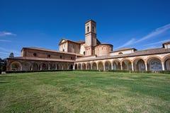 monumentalny cmentarniany Ferrara Zdjęcia Royalty Free