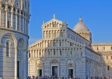 monumentalny Pisa Zdjęcie Royalty Free