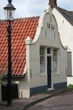 monumentalt holländskt hus Royaltyfria Bilder