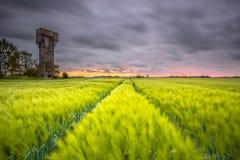 Monumentalt torn för luftförsvar fotografering för bildbyråer