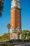 Monumentalt torn i Buenos Aires, Argentina arkivfoton