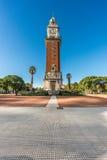 Monumentalt torn i Buenos Aires, Argentina fotografering för bildbyråer
