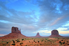Monumentdal, Utah, USA Royaltyfria Foton
