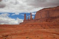 Monumentdalen parkerar Royaltyfria Foton