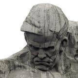 Monumente der Brest-Festung in Weißrussland Lizenzfreie Stockbilder