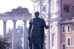 Monumente von Rom Stockfotografie