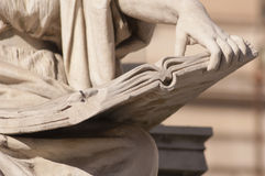 Monumente von Rom Stockfoto