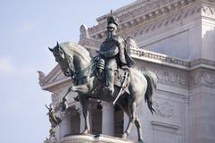 Monumente von Rom Lizenzfreies Stockfoto