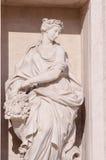 Monumente von Rom Stockbild