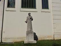 Monumente von Wien, Österreich, ein klarer sonniger Tag stockbilder