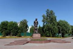 Monumenten` Afscheid De slachtoffers van politieke onderdrukkingen wijdden ` stock foto