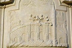 Monumenten heilige drievuldigheid Royalty-vrije Stock Fotografie
