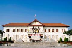 Monumenten van chiangmai Thailand royalty-vrije stock afbeeldingen