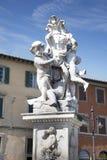 Monumenten van Pisa stock foto