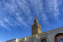 Monumenten van Sevilla, Andalusia Royalty-vrije Stock Fotografie