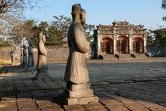 Monumenten van Tint, Vietnam royalty-vrije stock foto's