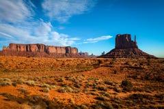 Monumentenvallei, Arizona Stock Foto