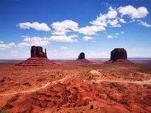 Monumentenvallei de V.S. royalty-vrije stock foto's