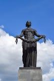 Monumentet av fäderneslandet Royaltyfria Foton