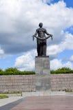 Monumentet av fäderneslandet Royaltyfri Foto