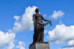 Monumentet av fäderneslandet Royaltyfria Bilder