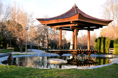 Monumentet av fred Arkivbilder