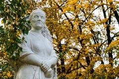 Monumentet av Margaret Agashina i Volgograd Royaltyfria Foton
