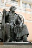 Monumentet av Turgenev Arkivfoto