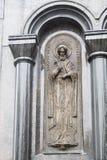 Monumentet i kyrkafyrkanten, vladimir, ryssfederation arkivfoto