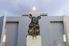 Monumentet till labbet tjaller Royaltyfria Foton
