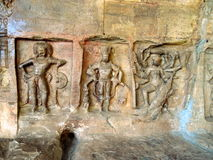 Monumenti antichi Immagini Stock Libere da Diritti