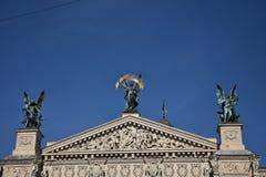 Monumenti architettonici sulla Polonia fotografie stock