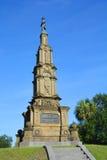 Monumenti confederati Immagini Stock Libere da Diritti