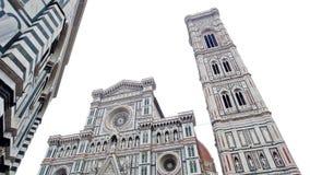 Monumenti di Firenze Italia stock footage