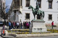 monumenti storici Immagini Stock Libere da Diritti