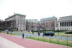 Monumenti storici di architettura di New York Fotografie Stock