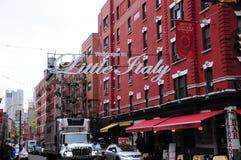 Monumenti storici di architettura di New York Fotografie Stock Libere da Diritti