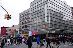Monumenti storici di architettura di New York Fotografia Stock Libera da Diritti