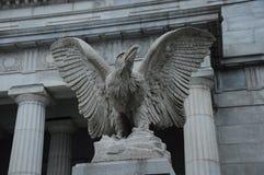 Monumenti storici di architettura di New York Fotografia Stock