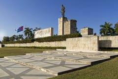 Monumento纪念Che Guevara,古巴 免版税库存图片