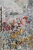 Monumento à parede em Potsdamer Platz Imagem de Stock
