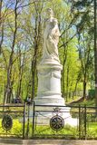 Monumento à rainha de Prússia Louise, esposa de Frederick Willi Fotografia de Stock Royalty Free